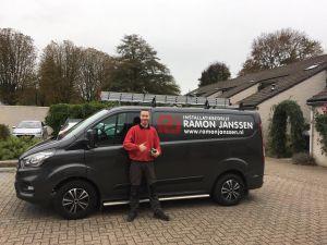 Installatiebedrijf Ramon Janssen Ford Custom